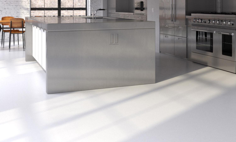 Gietvloer Kitchens Keuken : Dhaan gietvloeren en vloercoatings u d haan schilderspecialisten ™️